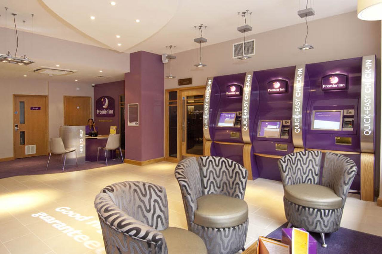 Premier Inn Birmingham City Waterloo St best hostels in Birmingham