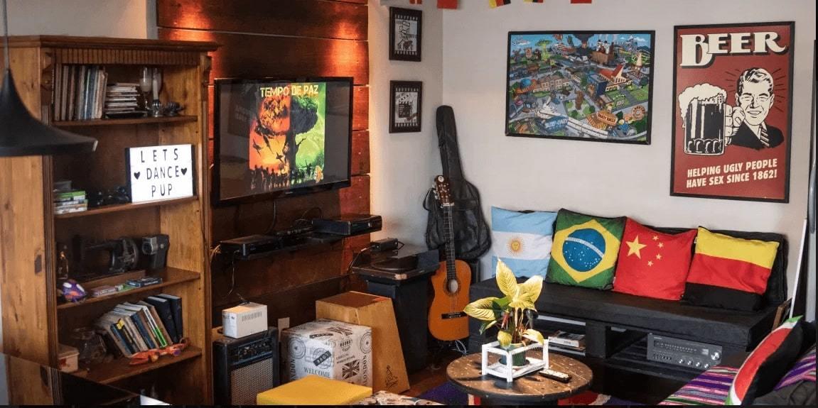 Pup Hostel SC best hostels in Florianopolis
