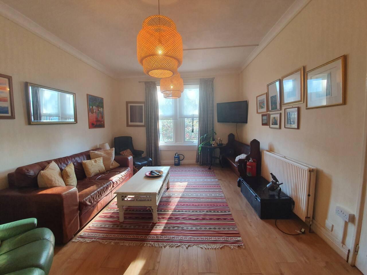 Quirky Victorian Flat best hostels in Birmingham