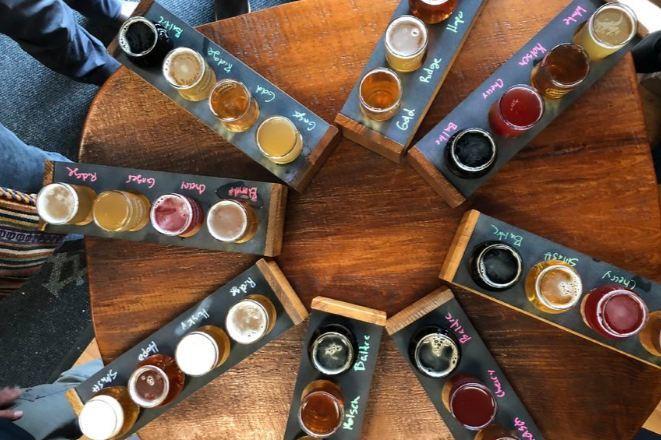 Sample a Few of Juneaus Best Beers Juneau