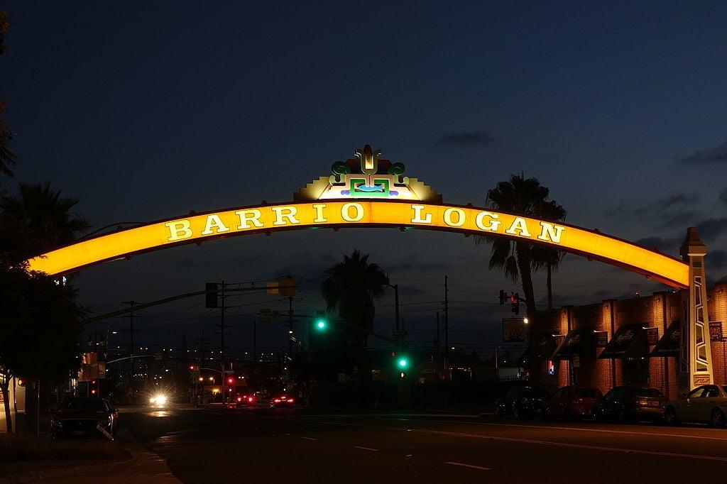 Barrio Logan, San Diego