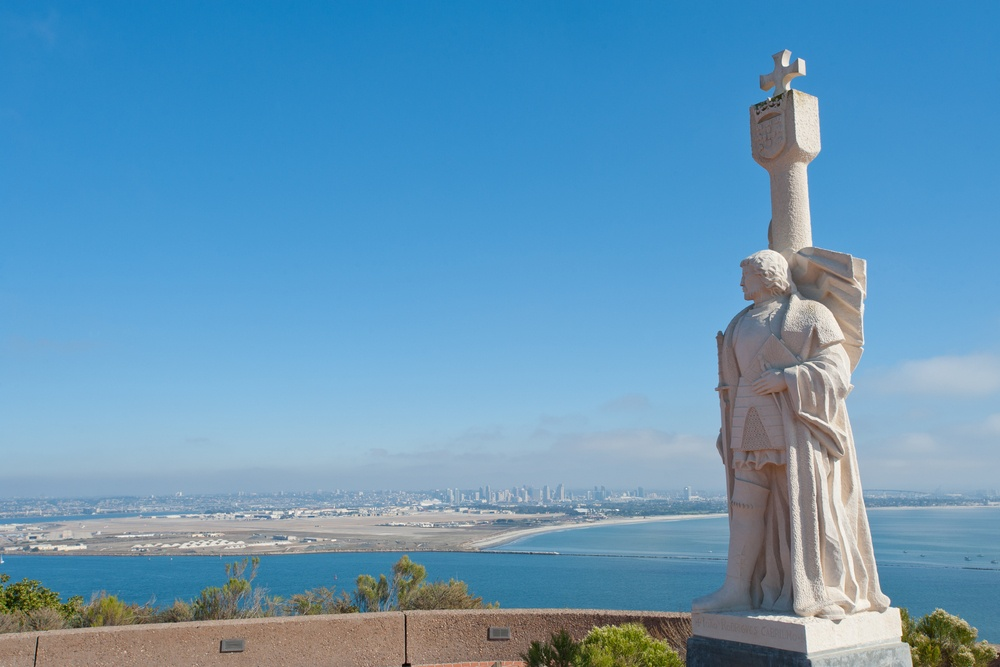 Cabrillo National Monument, San Diego