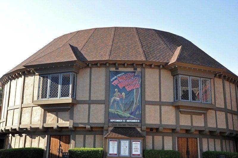Globe Theatre, San Diego