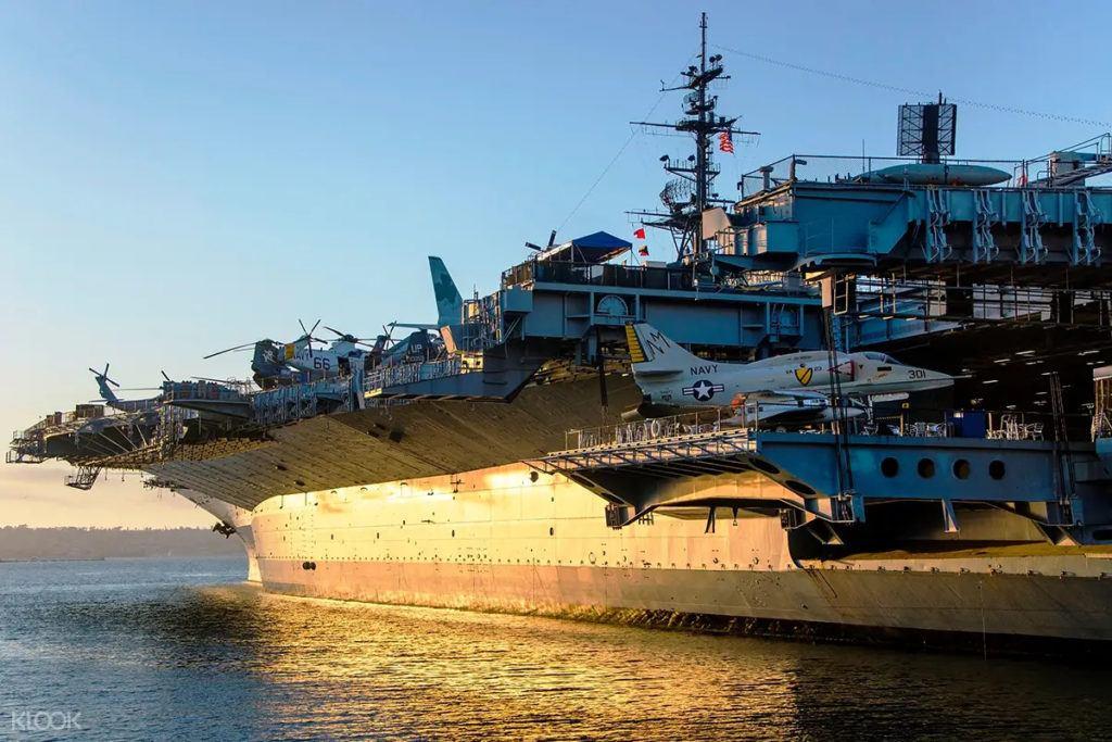 USS Midway Museum, San Diego