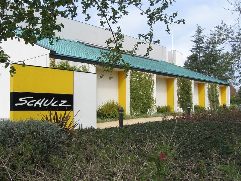 Charles M. Schulz Museum and Research Center, Santa Rosa, California