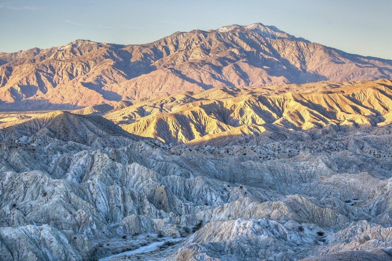 Mountain in Santa Rosa, California