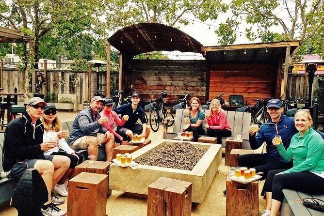 Sonoma County Brewery Bike Tour in Santa Rosa, California