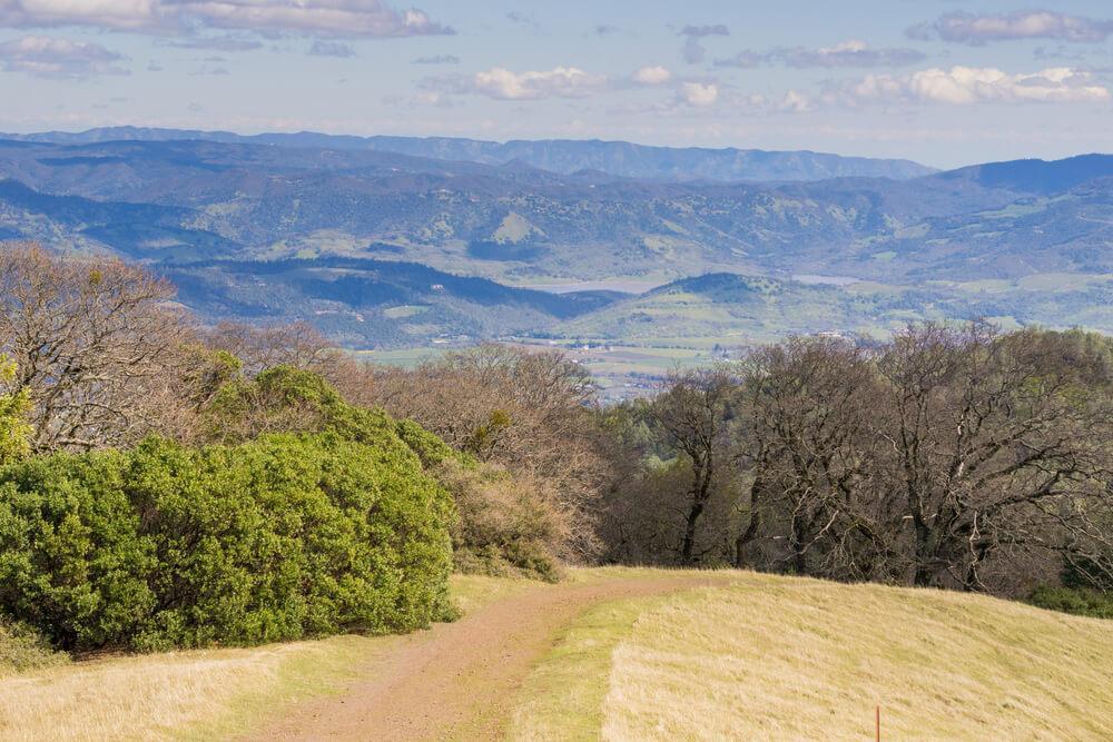 Sugarloaf Ridge State Park, Santa Rosa, California
