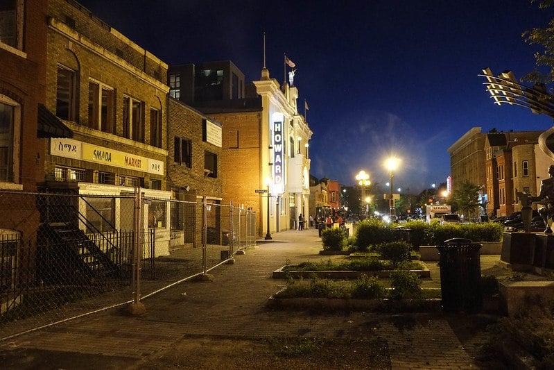 Howard Theater Washington