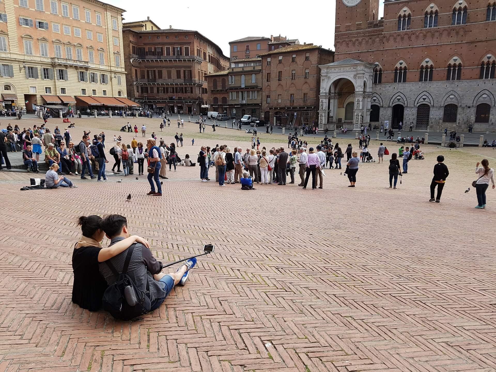 City Center, Siena