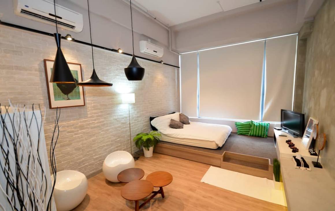 Spacious Studio in Quiet Area