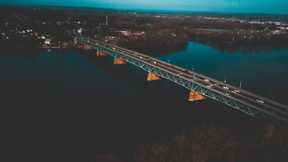Connecticut River, Springfield, Massachusetts