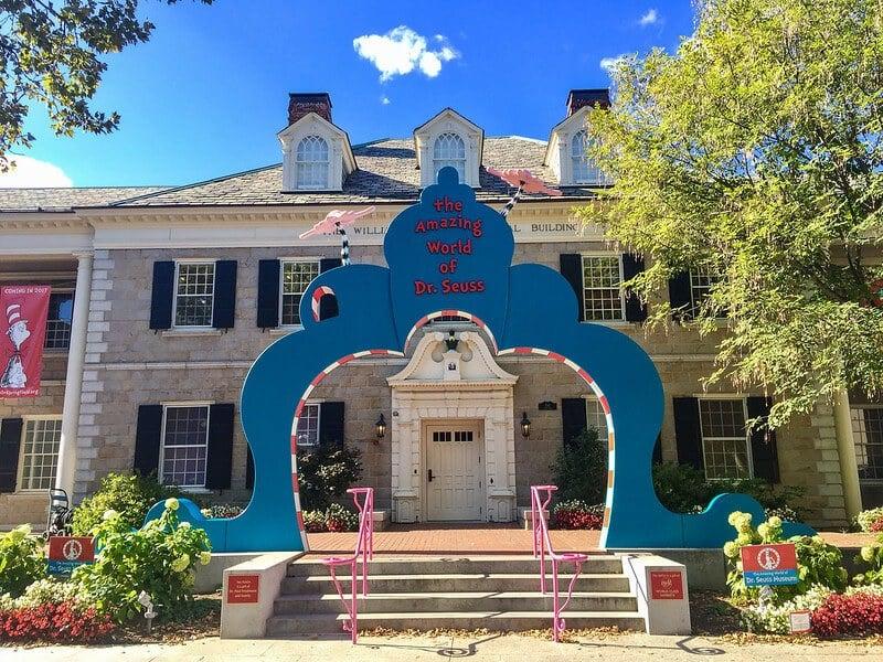 Dr. Seuss Museum, Springfield, Massachusetts