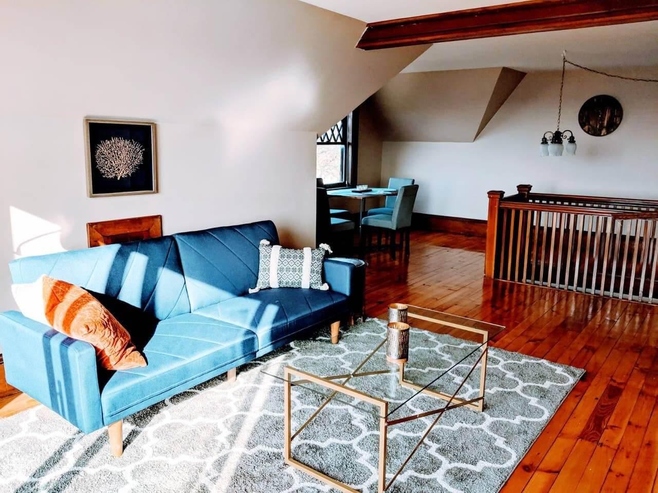 2 Bedroom Apartment at English Tudor Historic Home, Springfield, Massachusetts