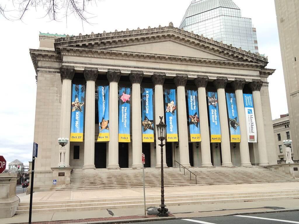 Symphony Hall, Springfield, Massachusetts