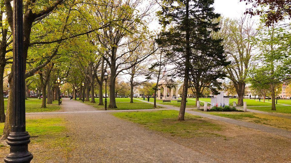 Witchcraft Trials Walk in Salem, Massachusetts