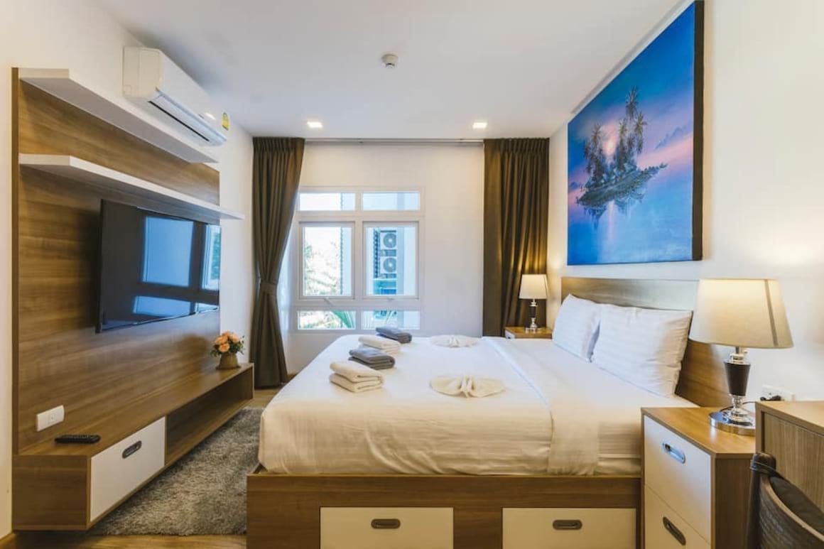 Stylish Apartment with Amazing Amenities