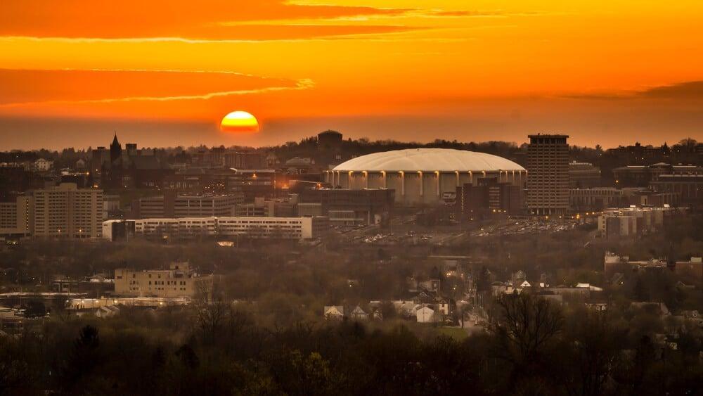 Carrier Dome, Syracuse, New York