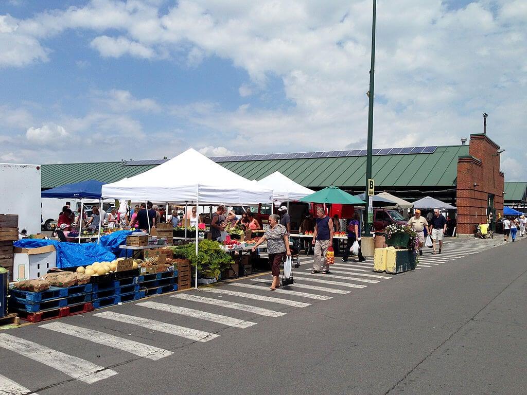 New York Regional Market in Syracuse, New York