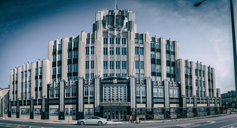 Niagara Mohawk Building, Syracuse, New York