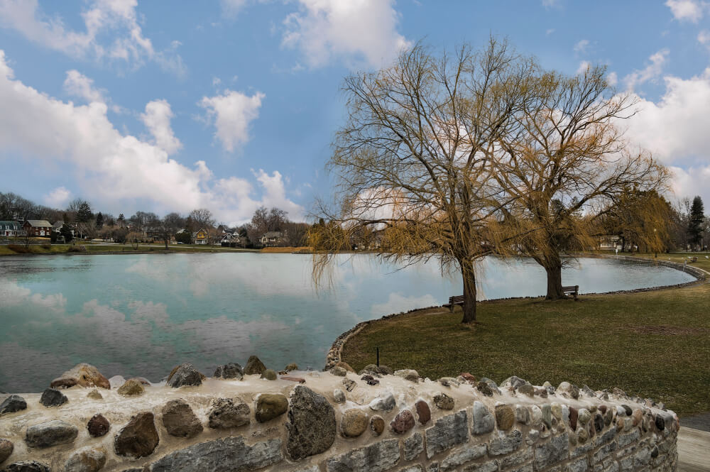 Onondaga Lake Park, Syracuse, New York
