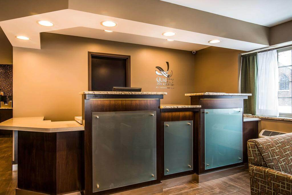 Quality Inn & Suites Downtown, Syracuse, New York