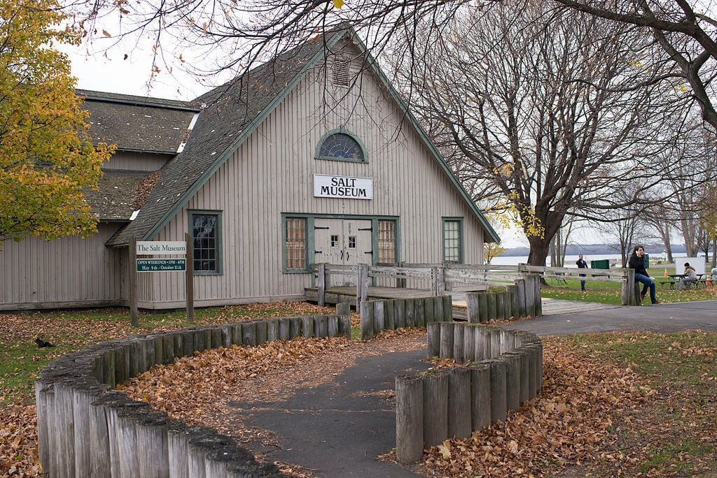 Salt Museum, Syracuse, New York
