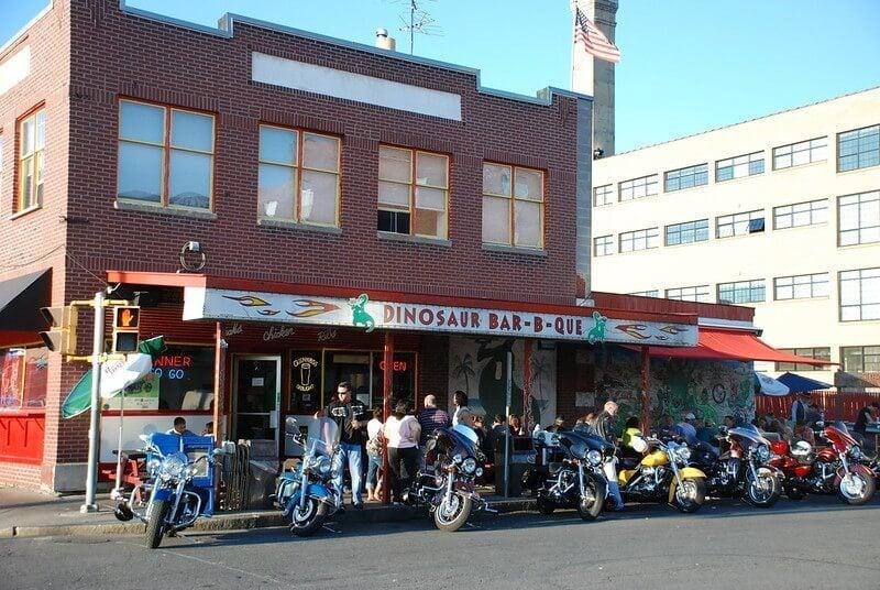 The Dinosaur Bar-B-Que, Syracuse, New York