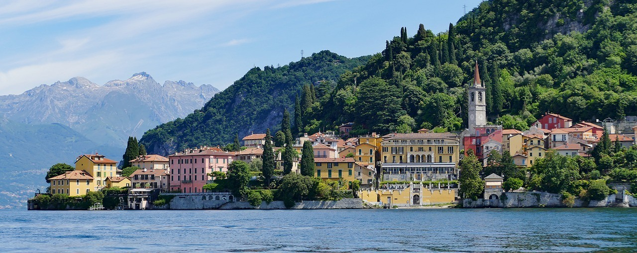 Take in the Natural Beauty in Lake Como