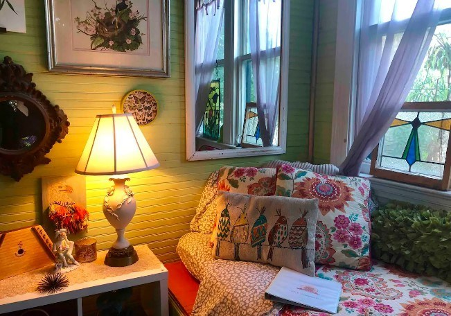 Treehouse Nook in Ybor City, Tampa