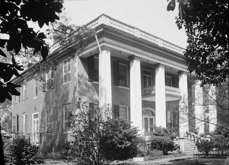 Battle-Friedman House, Tuscaloosa, Alabama
