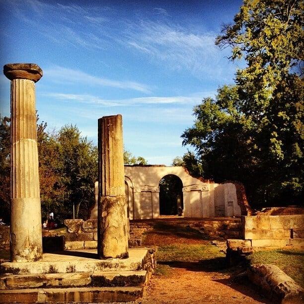 Capitol Park, Tuscaloosa, Alabama