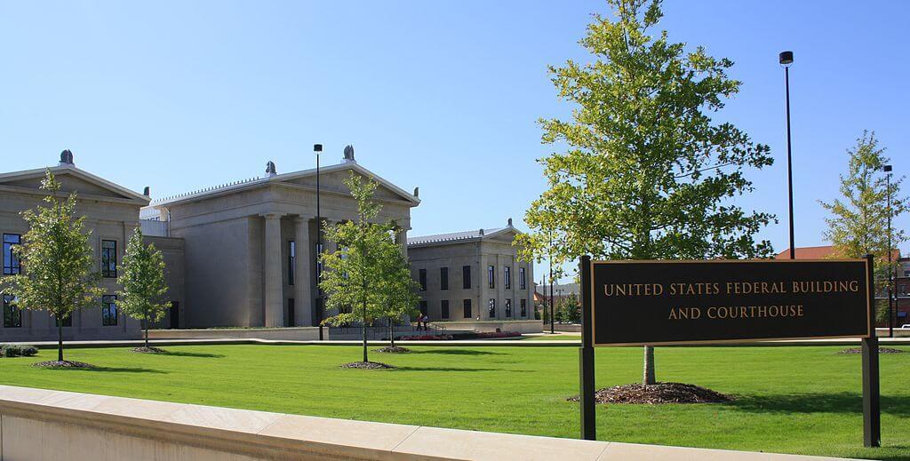 Federal Building and U.S. Courthouse, Tuscaloosa, Alabama