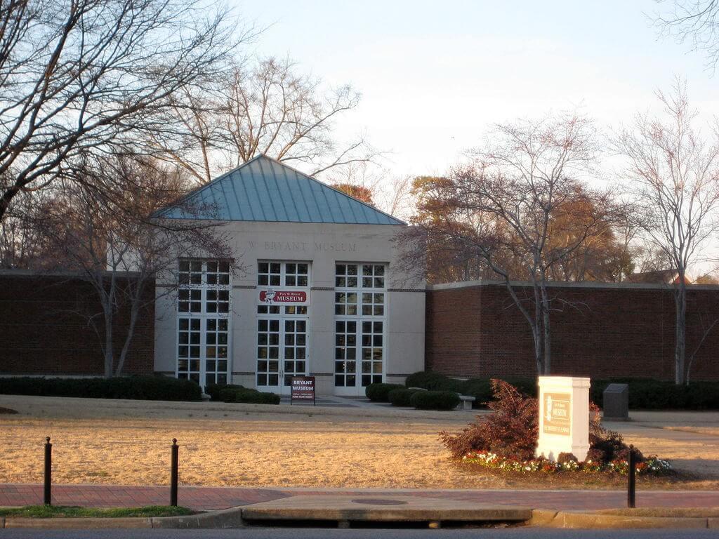 Paul W. Bryant Museum, Tuscaloosa, Alabama