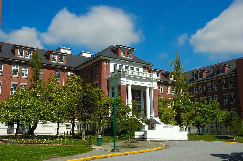 Riverview Hospital, Vancouver