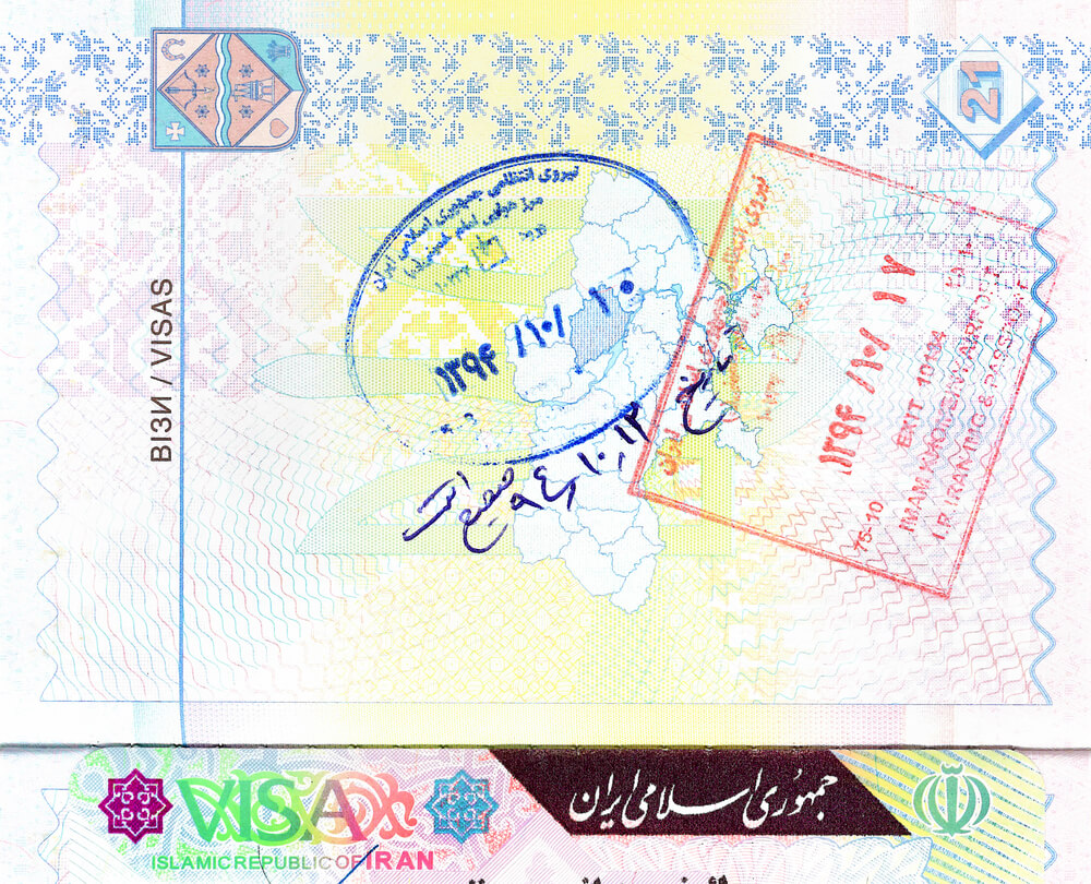 Visa For Iran