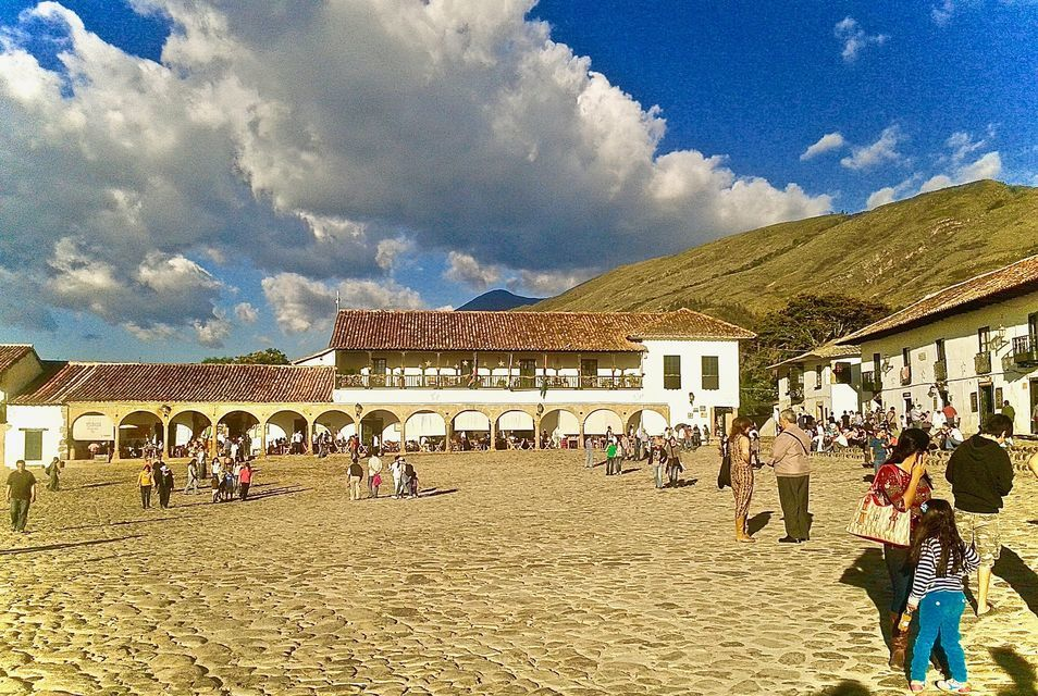 Visit the Colonial Town of Villa de Leyva