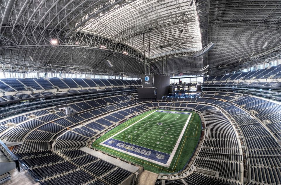 Visit the home of the Dallas Cowboys