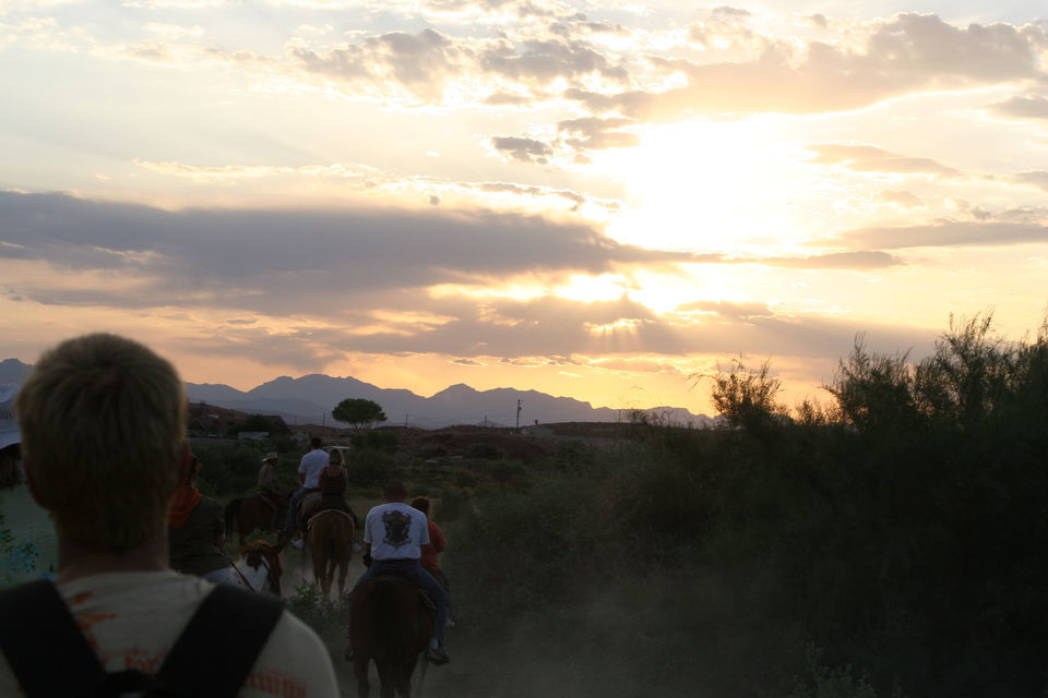 Wild West Horseback Adventures