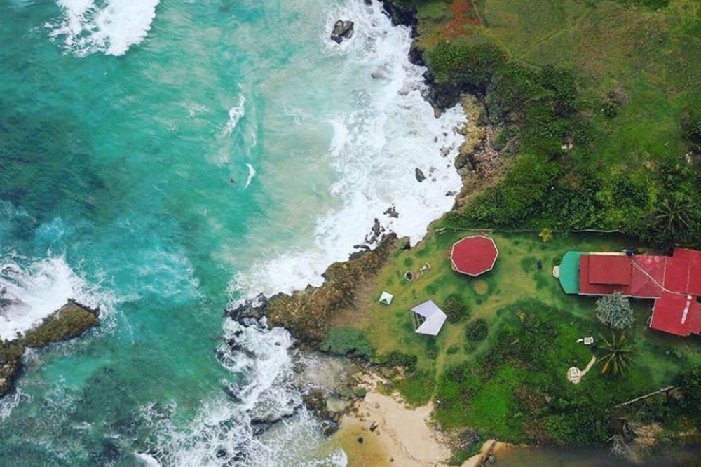 Jamaica is home to Bob Marley and to many yoga retreats