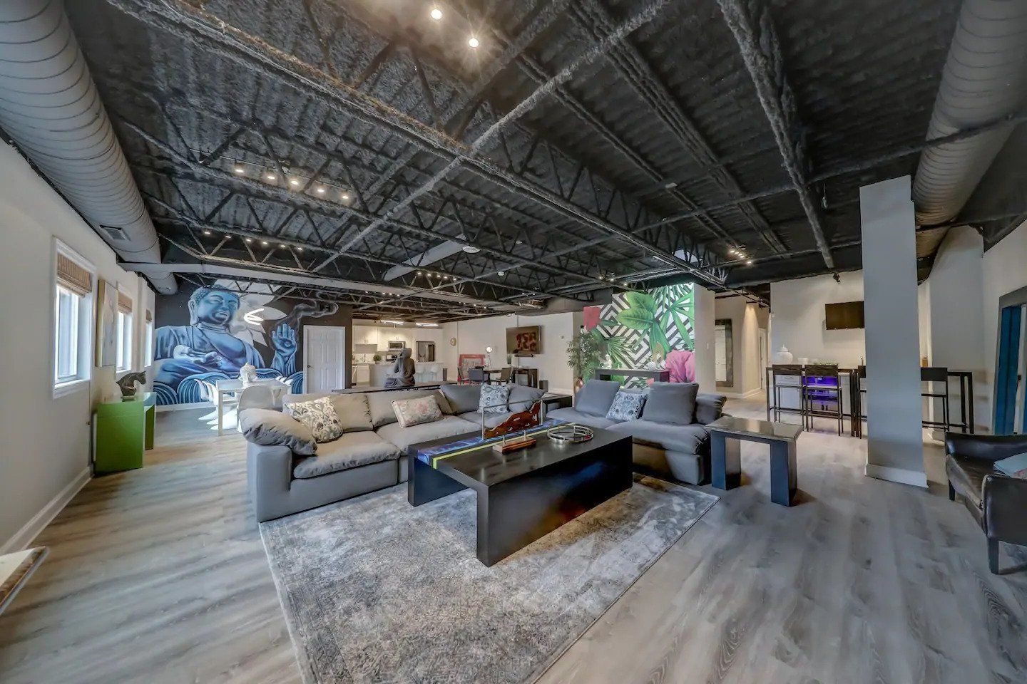Zen Loft in Downtown