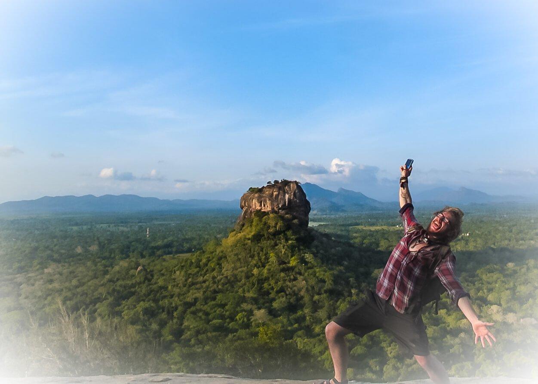 Sigiriya - Lion's Rock - top 5 places to visit in Sri Lanka