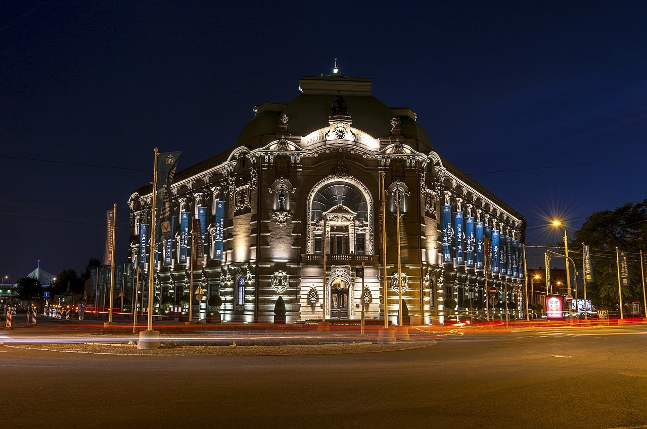 belgrade - Savamala