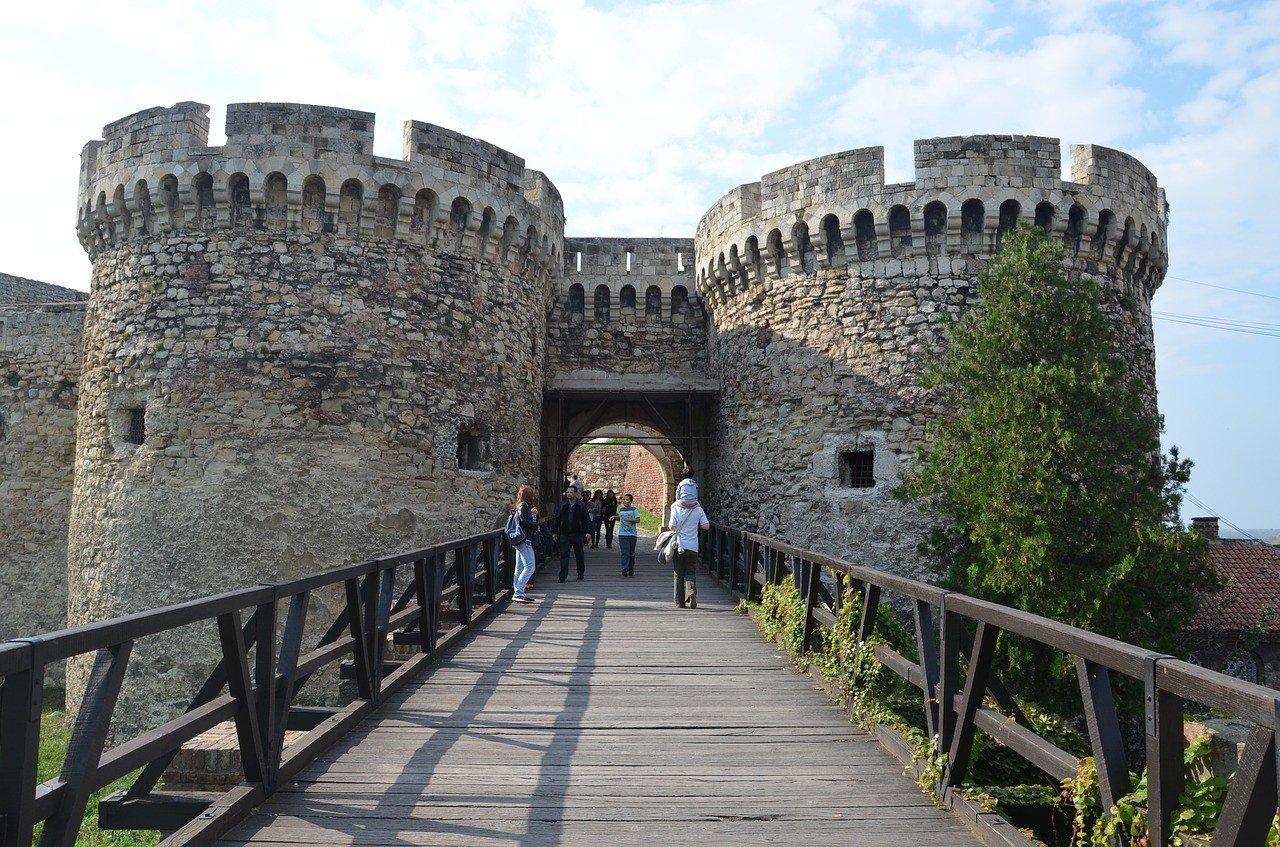 belgrade - stari grad