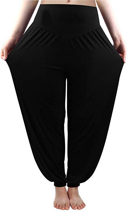 fitglam Womens Harem Pants