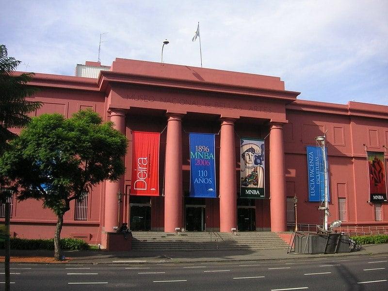 20. Explore the Museo Nacional de Bellas Artes