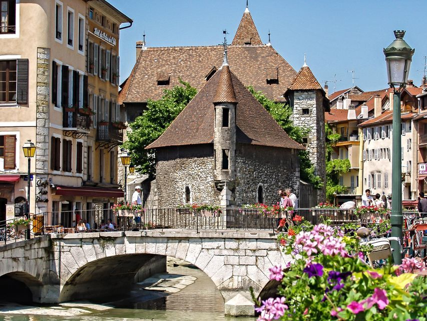 Spend an afternoon in Annecy's Castle
