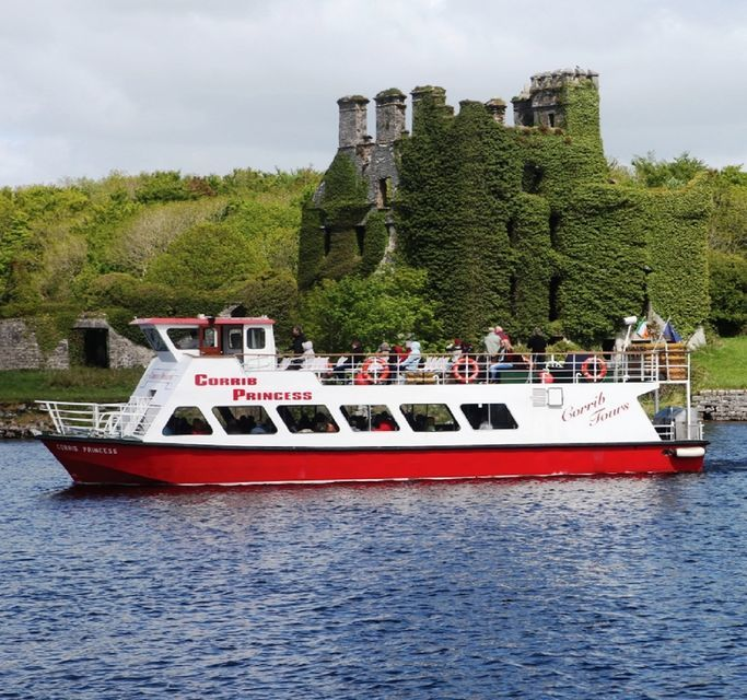 Cruise of Corrib River