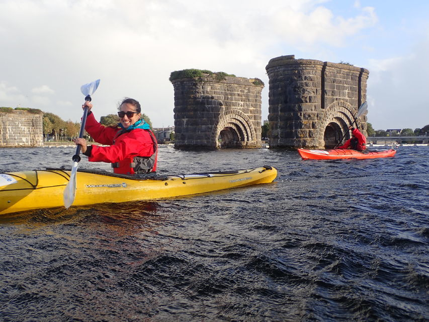 Go on a kayaking adventure