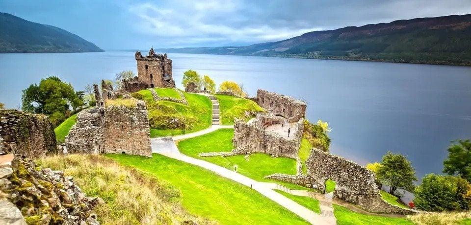 Wander the Scottish Highlands